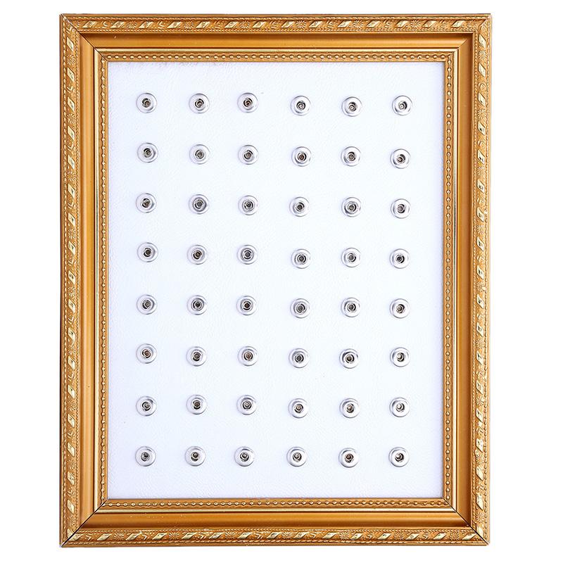 Click-Button Chunk Chunks Bilderrahmen Rahmen Sammeln Pad Matte Deko ...