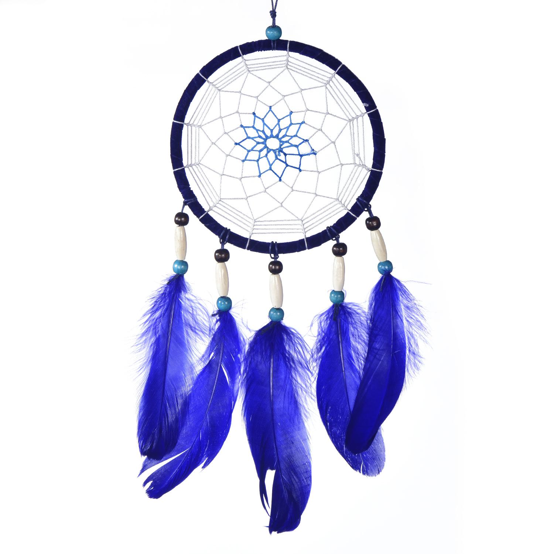 Hot Weißer Perlen Dreamcatcher Traumfänger Indianer Träume WindspielGeschenk